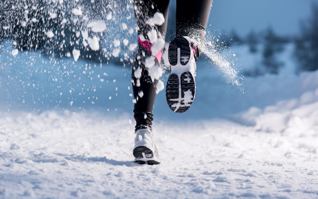 1/2 Marathon Training in Cold Weather